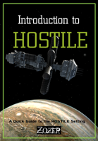 Introduction to HOSTILE