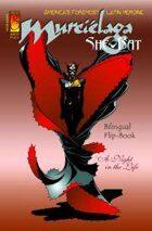 Murcielaga - She-Bat Bilingual Flipbook #1