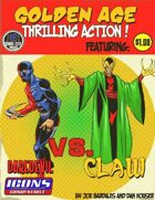 Golden Age Thrilling Action #2