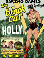 Daring Dames Spotlight: The Black Cat (in color)
