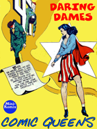 Daring Dames: Comic Queens