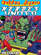 Golden Agers: Heroes United (in color)