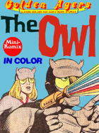 Golden Agers: The Owl (in color)