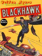 Golden Agers: Blackhawk (in color)