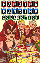 Fanzine Sardine Collection [BUNDLE]