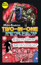 Mini-Komix: Two-In-One
