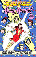 Shazam Family Giant: Make Mine Mary Marvel