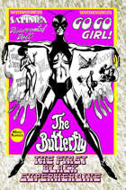Butterfly: The First Black Superheroine