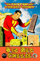 Shazam Family Giant: Big Red Cheese