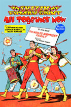 Shazam Family Giant: All Together Now