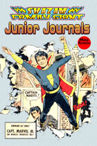 Shazam Family Giant: Junior Journals