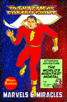Shazam Family Giant: Marvels & Miracles