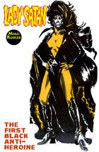 Lady Satan: The First Black Anti-Heroine