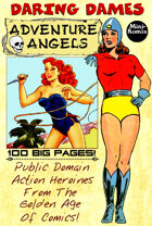 Daring Dames Presents: Adventure Angels
