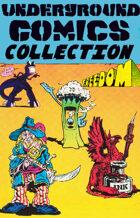 Underground Comics Collection [BUNDLE]