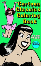 Cartoon Classics Coloring Book