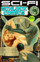 Sci-Fi Schlock Comics