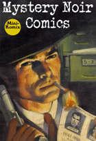 Mystery Noir Comics