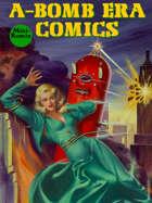 A-Bomb Era Comics