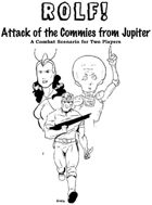 ROLF: Attack of the Commies from Jupiter