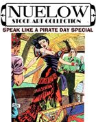 NUELOW Stock Art Collection:  Speak Like a Pirate Day Special