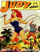 Judy of the Jungle: Warriors of the Laughing Hyena