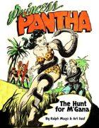 Princess Pantha: The Hunt for M\'Gana