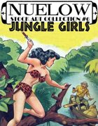 NUELOW Stock Art Collection #6: Jungle Girls