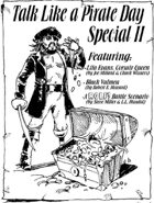 Talk Like a Pirate Day Special II