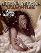 Monster, Monster: Vampires