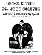 ROLF: Black Kitten vs. June Collyer