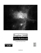 Psypher 2430 Core Rulebook (EPV)
