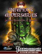Infamous Adversaries: Ischadra, Grandmother of Assassins