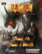 Rawr! - Volume 2: Flame & Wrath