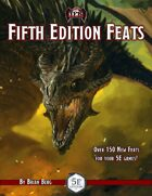 Fifth Edition Feats (5e)