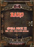 Bard Spell Card Deck II (3rd - 6th)