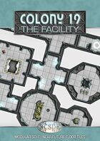 Colony 19 - The Facility (28mm)