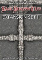 Basic Dungeon Tiles : Expansion Set 2