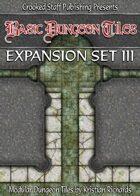 Basic Dungeon Tiles : Expansion Set 3