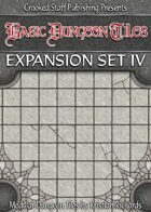 Basic Dungeon Tiles : Expansion Set 4