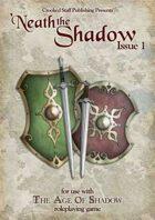 Neath the Shadow #1 (zine)
