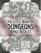 The Little Book Of Dungeons - Bonus Booklet