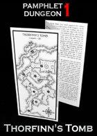 Pamphlet Dungeon : Thorfinn's Tomb