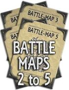 Battle-Maps 2 to 5