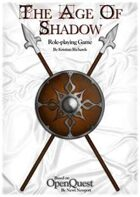 The Age of Shadow: Role-playing Game