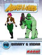 Adversaries #0 (BASH)