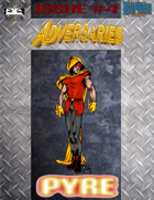 Adversaries #4 (Supers!)