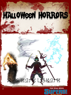 Halloween Horrors: The Dead, Undead (Supers!)
