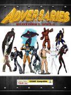 Adversaries: Mercenaries, Spies &.... (CC&VF)