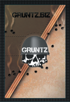 Activation Cards for Gruntz 15mm